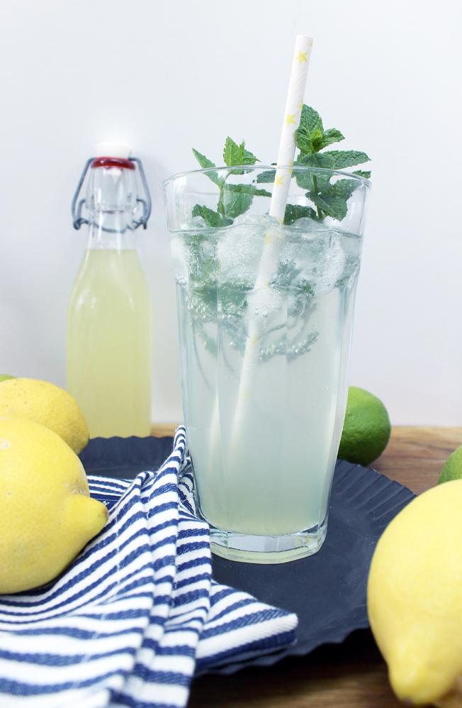 Zitronen-Ingwer-Limonade-hausgemacht-Rezept-homemade-Blog-Jennadores-Limetten-Flasche-Zitrone