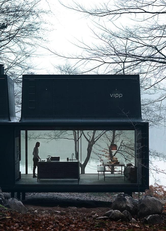 Vipp-Shelter-Blog-Jennadores-Haus-Außenansicht-schwarz-black-house-Outside