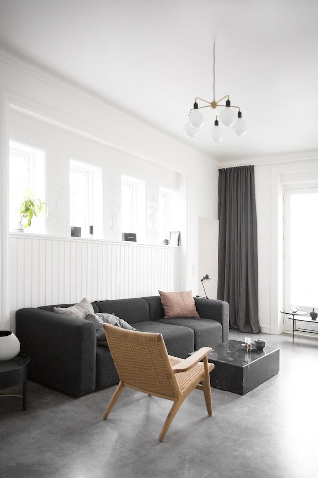 Jonas bjerre homestory wohnzimmer norm architects interior for Wohnzimmer interior