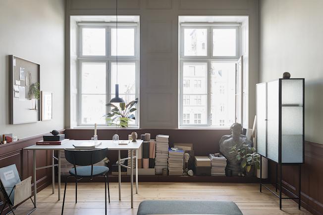 Einrichtung Arbeitszimmer