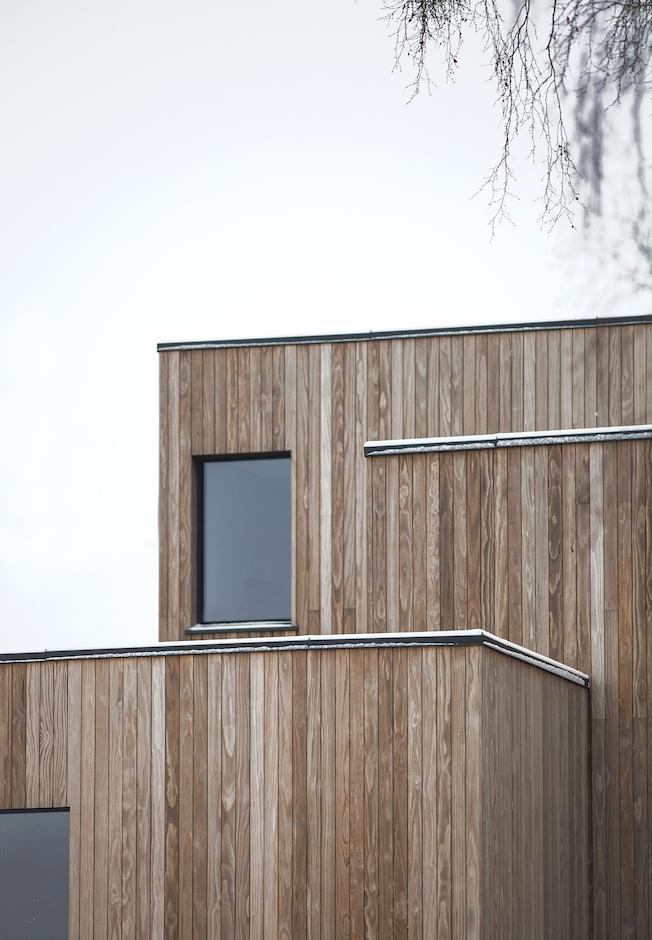 Holzhaus, Außenansicht, Architektur, Norm Architects
