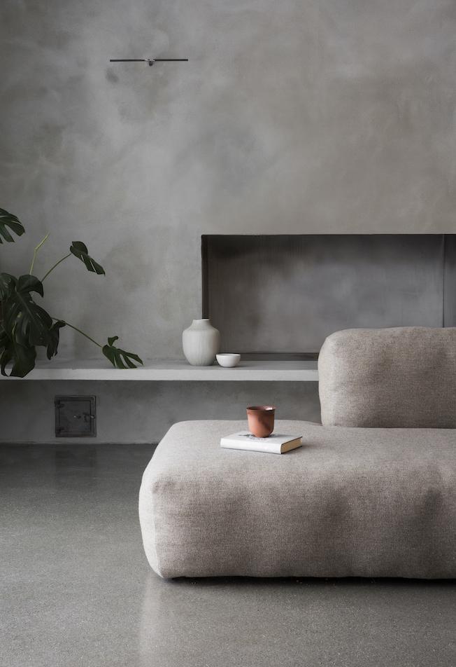 Gjøvik, Haus, Norm Architects, Sichtbeton, Wand